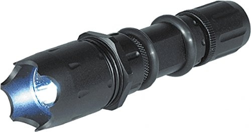 ATN J125W Tactical Flashlight Weapon Mountable with control wire and 125 Lumen LED bulb