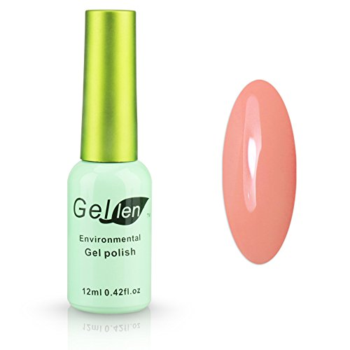 Gellen Nail Polish UV Gel 1pc 12ml Soak Off Gel Polish Lovel