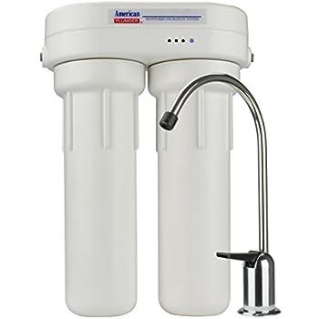 Amazon Com 3m Aqua Pure Under Sink Water Filtration