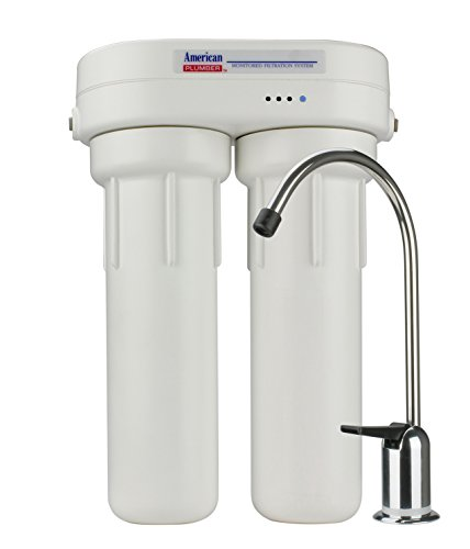 American Plumber WLCS-1000 Under-Sink Water Filter System by American Plumber