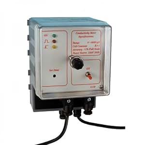 Instrumento para medición y regulación de conductividad