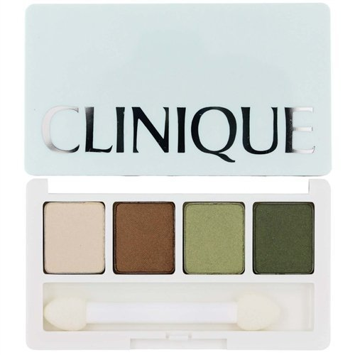 Clinique All About Shadow Quad 05 On Safari/2A Lemongrass/07 Buttered Toast]()