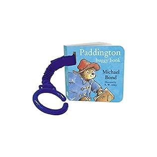book cover of Paddington Buggy Book