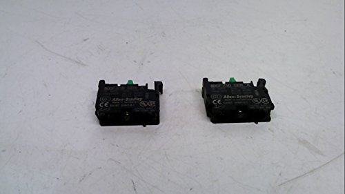 Allen Bradley 800F-X10 - Pack Of 2 - Series A, Screw Contact Block 800F-X10 - Pack Of 2 - Series A