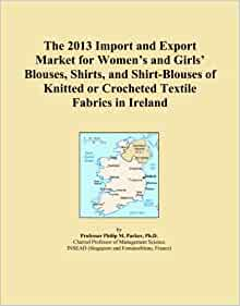 The 2013 Import and Export Market for Women's and Girls