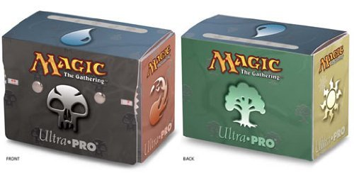 Utra Pro The Magic the Gathering (MTG) - MANA Side-Loading Deck Box - w/ built-in Life Counter (Series 2) (Counter Series)