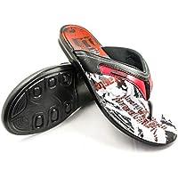 Aerosoft Slippers For Men- - Red