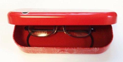 Big en étui Bobby enfants nbsp;pièce pour à lunettes métal 1 Car fwq1fBU