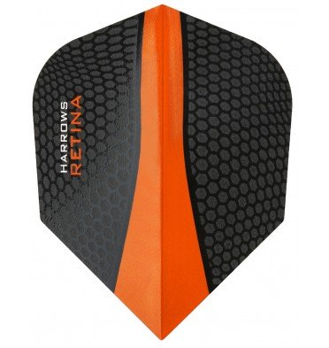 Piume Harrows Standard Retina Arancione ManuelGil