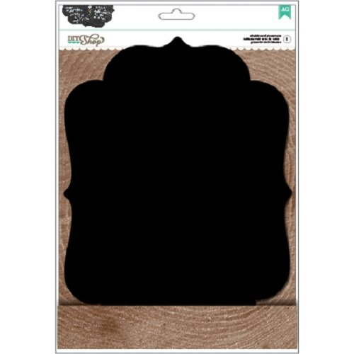 American Crafts DIY2 Chalkboard Placemats