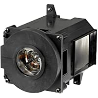 Electrified NP-21LP Replacement Lamp with Housing for NEC Projectors