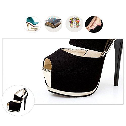 Scarpe scarpe scegliere Nero scarpe da tra discoteca cui scarpe Nero col donna   b98adb