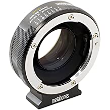 Metabones Sony A-Mount Lens to E-Mount Camera ULTRA Speed Booster, Matte Black