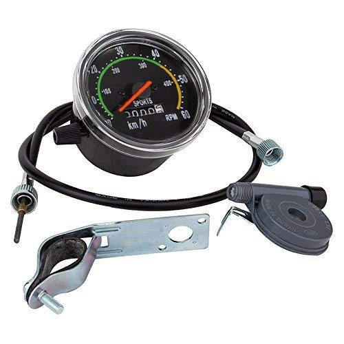 (Analog Speedometer)