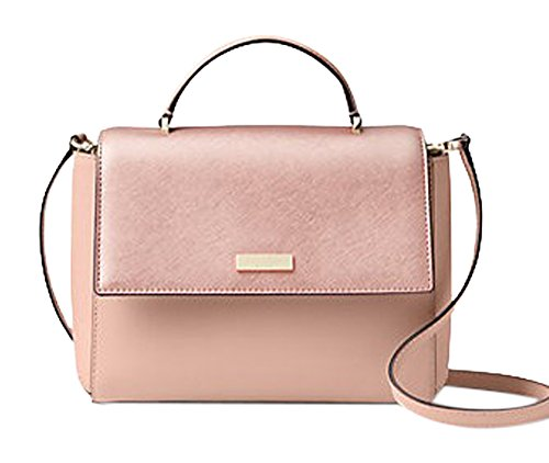 Bag Dusty Shoulder Crossbody Handbag Brynlee York Gold Pink Granite New Spade Rose Kate Paterson Court wnqf1f4v