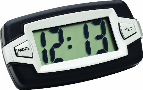 (Bell Automotive 22-1-37007-8 Jumbo LCD Clock)