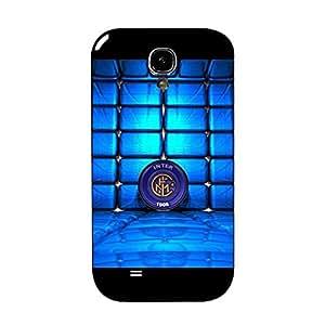 Delicate Visual Lega Serie A Team Inter Pattern Cover FC Internazionale Milano Phone Case for Samsung Galaxy S4 I9500