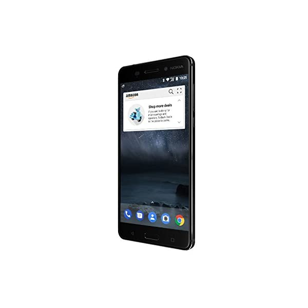 """Nokia 6 FHD Display - Android 7.1 Nougat, 5.5""""-32GB"""