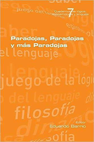 Como Descargar El Utorrent Paradojas, Paradojas Y Mas Paradojas Novelas PDF