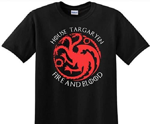 d6ab86aef943 Amazon.com: Dragon House T-Shirt Dragons Thrones: Handmade