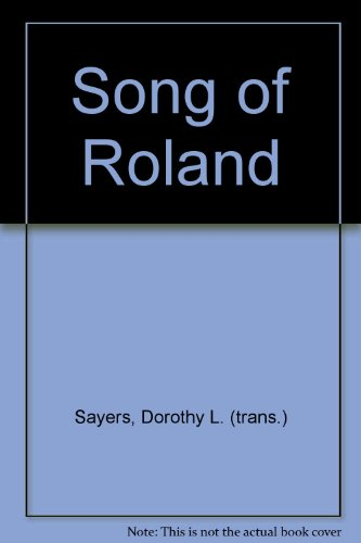 the song of roland analysis essay Song analysis essay in the events recounted in the song of roland, the protagonists are the latin christians who follow the teachings of the pope in rome.