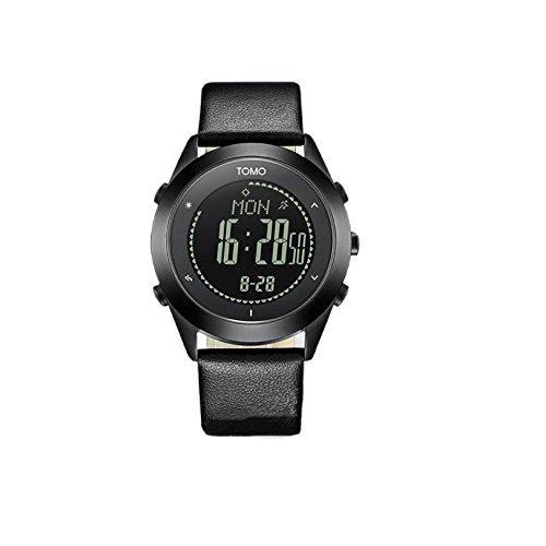 Sportuhr,Smart running multifunción paso metro resistente al agua relojes electrónicos moda negocios y ocio-A: Amazon.es: Relojes
