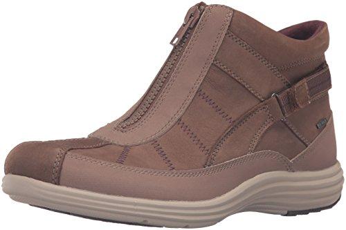 Aravon Women's Beverly-AR Boot,Brown,6 D US