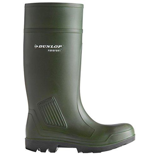 Dunlop S5 - C462933  - Botas unisex Verde(Oliv / Grün)