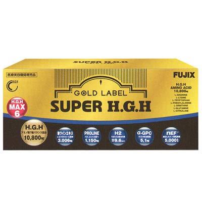 SUPER H.G.H GOLD LABEL 17g×31袋入   B07JGD62S3
