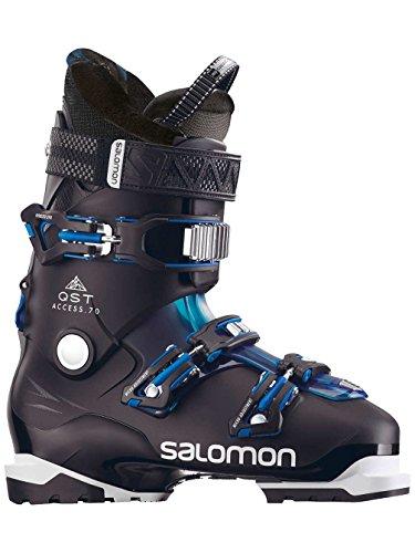 Salomon QST Access 70 Ski Boots 2018 - 30.5/Black-Petrol Blue-Aqua Blue