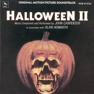 Halloween II: Original Motion Picture Soundtrack Soundtrack Edition (1990) Audio CD -
