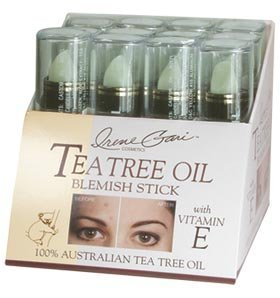 Irene Gari Tea Tree Oil Stick 0.15 oz. (12 Pieces Display)