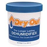 Jet Chemical Dry Out Dehumidifier 01-1015 (Pack of 12)