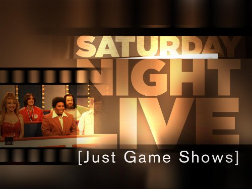 Saturday Night Live (SNL) - Just Game Shows (Best Sketch Comedy Shows)