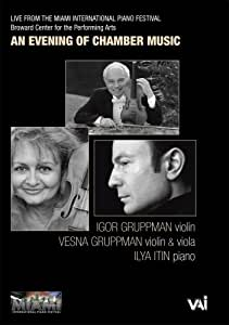 An Evening of Chamber Music: Live From Miami International Piano Festival