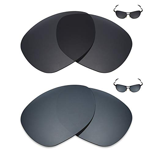 (Mryok 2 Pair Polarized Replacement Lenses for Oakley Crosshair New 2012 Sunglass -)