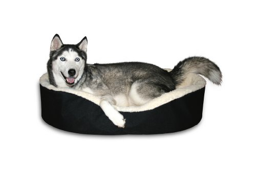 Dog Bed King Large. Fits Pets Up to 60 lbs. Made in America