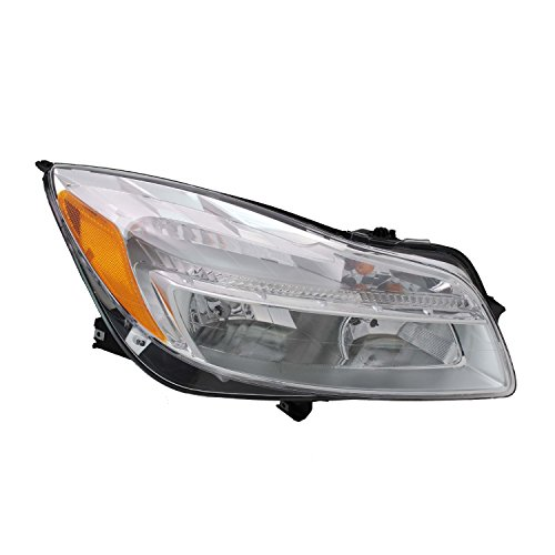 Buick Regal Replacement Parts - TYC 20-9241-00-1 Buick Regal Right Replacement Head Lamp