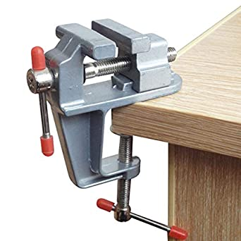 Remarkable Mini Table Bench Vise Clamp Work Bench Swivel Vice Craft Repair Tool Gmtry Best Dining Table And Chair Ideas Images Gmtryco