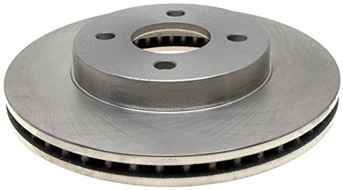 ACDelco 18A1585A Advantage Front Brake Rotor