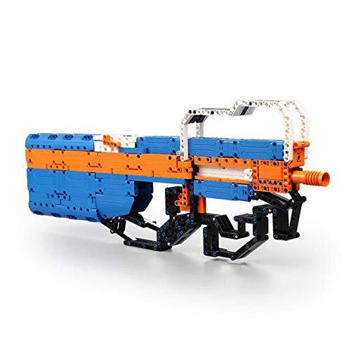 581pcsを築くことによって、プロジェクト90 P90銃れんがおもちゃは塞がる   B07L2YN223