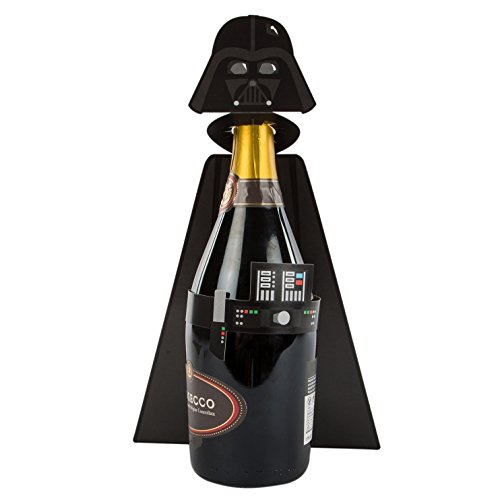 Hallmark Star Wars Gift Bag Darth Vader - Bottle Shroud (Shrouds Belt)