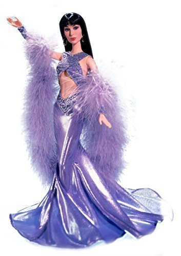 Barbie Cher Timeless Treasures Collector Edition Doll (2001) - Adult Barbie Wig
