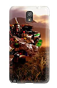 New Style Patricia Kelly Power Rangers Premium Tpu Cover Case For Galaxy Note 3
