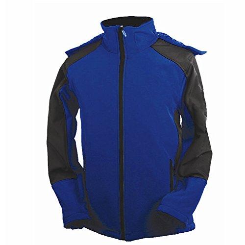 OUBOHK Women's Outdoor Battery Heated Jacket Waterproof F...