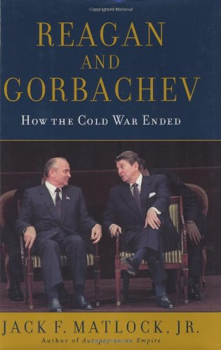 Download Reagan and Gorbachev: How the Cold War Ended pdf epub
