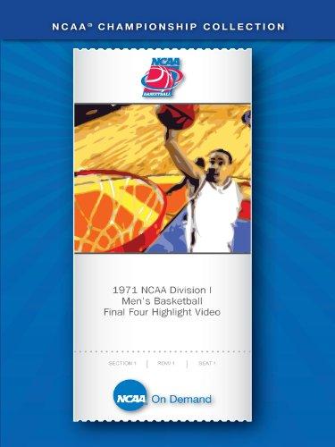 1971 NCAA(r) Division I Men