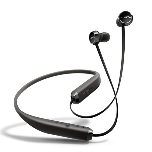 Sol Republic Shadow Bluetooth Wireless Noise Cancelling Neckband Headphones