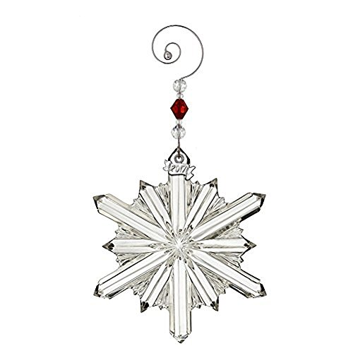 Waterford Annual Snowstar Ornament
