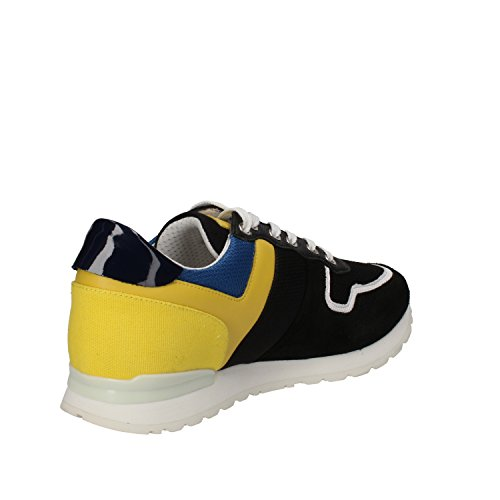 Bikkembergs - Zapatillas para hombre Amarillo amarillo amarillo